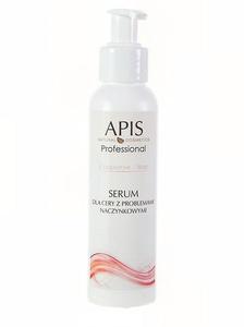 APIS Couperose Stop, Intensywne serum do cery naczyniowej, wrażliwej, z rumieniem, 100 ml