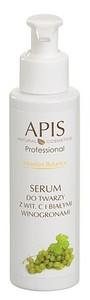 APIS Vitamin Balance, Serum z witaminą C i białymi winogronami, cera naczyniowa, wrażliwa, 100 ml