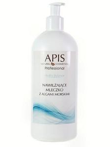 APIS Hydro Balance, Mleczko nawilżające z algami morskimi, cera dojrzała, 500 ml