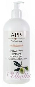 APIS Royal Jelly terApis, Oliwkowy balsam regenerujący z mleczkiem pszczelim do rąk, skóra sucha, 500 ml