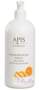 APIS Orabge Ter APps, Pomarańczowe serum antycellulitowe do ciała, 500 ml