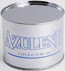 XANITALIA, Azulenowy wosk do depilacji twarzy i ciała w puszce, 400 ml