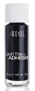 ARDELL Lashtite Adhesive Dark, Ciemny klej do kępek i rzęs, 3,5g