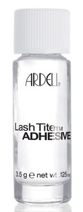 ARDELL Lashtite Adhesive Clear,  Przezroczysty klej do kępek i rzęs, 3,5g