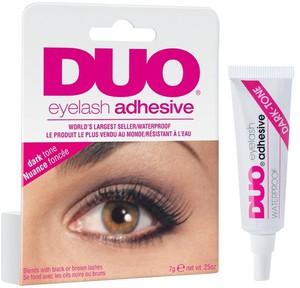 ARDELL Duo Eyelash Adhesive Dark, Ciemny klej do sztucznych rzęs i kępek, 7g