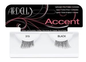 ARDELL Fashion Lash Accent #315, Profesjonalne, naturalne rzęsy - połówki, 1 op.