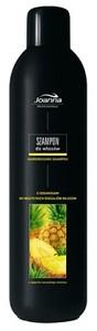 JOANNA Professional, Szampon z ceramidami o zapachu ananasa do wszystkich włosów, 1000 ml