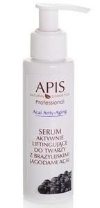 APIS Acai Anty-Aging, Serum aktywnie liftingujące z brazylijskimi jagodami acai, cera dojrzała, 100 ml