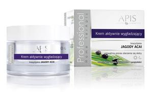 APIS Acai Anty-Aging, Krem aktywnie wygładzający, cera dojrzała, 50 ml