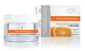 APIS Orange Stem Cells, Krem odmładzający z komórkami macierzystymi pomarańczy CITRUSTEM™, cera dojrzała, 50 ml