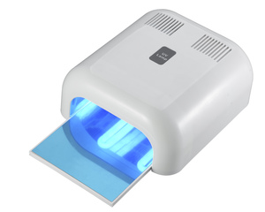 Lampa UV 36 z wyłącznikiem czasowym do utwardzania żelu i lakierów hybrydowych