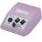Frezarka kosmetyczna EB 35V Violet + komplet frezów
