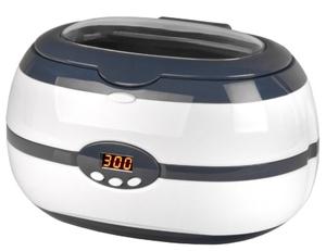 Myjka ultradźwiękowa Basic 1 do sterylizacji akcesoriów kosmetycznych, 0,6l