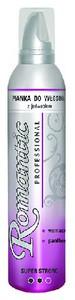 ROMANTIC Professional, Pianka do stylizacji włosów Super Strong, 225 ml