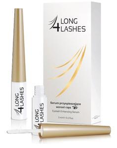 AA Long 4 Lashes Eyelash Enhancing Serum, Serum przyspieszające wzrost rzęs, 3 ml