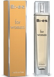 BI-ES For Woman EDP,  Damska woda perfumowana, linia orientalna, 100 ml