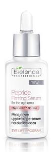 BIELENDA Professional, Ujędrniające peptydowe serum na okolice oczu, 30 ml
