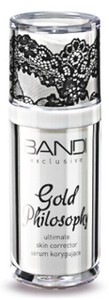 BANDI Gold Philosophy Ultimate Skin Corrector, Serum korygujące all in one, cera dojrzała, 30 ml