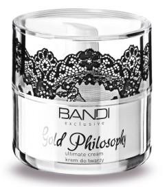 BANDI Gold Philosophy Ultimate Cream, Krem do twarzy, cera dojrzała, 50 ml
