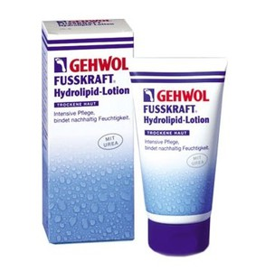 GEHWOL Fusskraft Hydrolipid Lotion, Lotion hydrolipidowy z ceramidami, 150 ml