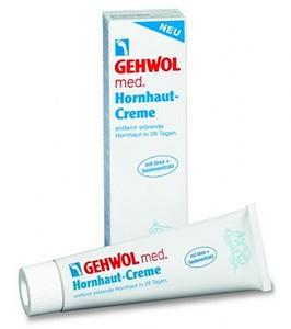 GEHWOL Med Hornhaut Creme, Krem do zrogowaciałej skóry, 75 ml