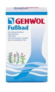 GEHWOL Fussbad, Sól ziołowa z lawendą do kąpieli stóp, 400g