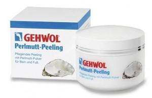 GEHWOL Perlmutt Peeling, Peeling z masy perłowej, 150 ml