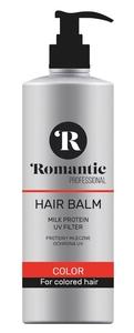 ROMANTIC Professional Color, Balsam chroniący kolor, włosy farbowane, z pasemkami, 850 ml