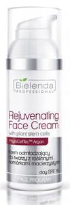 BIELENDA Professional, Odmładzający krem do twarzy z komórkami macierzystymi PhytoCellTec™ Argan SPF15, 50 ml