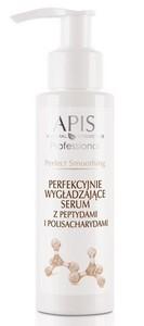 APIS Perfect Smoothing, Perfekcyjnie wygładzające serum z peptydami i polisacharydami, 100 ml