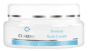 CLARENA Boracay Body Cream, Nawilżający krem do ciała, 200 ml