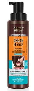 DERMO PHARMA Argan[4]Therapy, Regenerująca odżywka do włosów, 400 ml