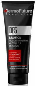 DERMO FUTURE DF5, Szampon przeciw wypadaniu włosów dla mężczyzn, 200 ml