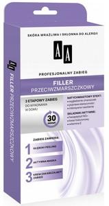 AA Profesjonalny Zabieg, Filler przeciwzmarszczkowy, cera dojrzała, 13 ml