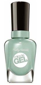 SALLY HANSEN Miracle Gel, Żelowy lakier do paznokci 290 Grey Matters, 14,7 ml