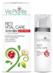 VIS PLANTIS Reti Vital Care, Przeciwzmarszczkowe serum wygładzające z retinolem, cera dojrzała, sucha, wrażliwa, 30 ml