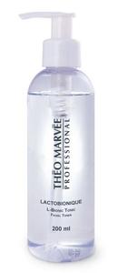 THEO MARVEE Lactobionique L-Bionic Tonic, Nawilżający tonik z kwasem laktobionowym, cera wrażliwa, atopowa, trądzik różowaty, AZS, 200 ml