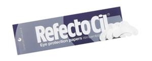 REFECTO CIL Eye Protecting Papers, Ochronne płatki do zabiegów henną, 96 szt