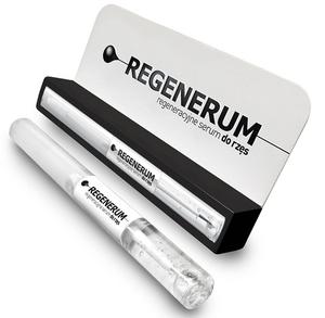 AFLOFARM Regenerum, Regenerujące serum do rzęs, 7 ml + 4 ml