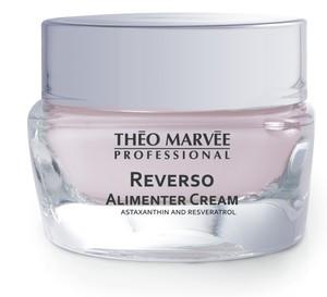 THEO MARVEE Reverso Alimenter Cream, Regenerujący i odżywczy krem na dzień i na noc, cera lipidowa, sucha, dojrzała, 50 ml