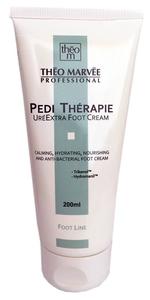 THEO MARVEE Pedi Therapie UréExtra Foot Cream, Nawilżający krem do stóp z mocznikiem, 200 ml