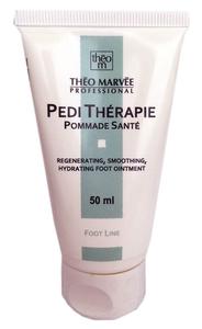 THEO MARVEE Pedi Therapie Pommade Sante, Specjalistyczna maść do pękających pięt, 50 ml
