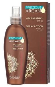 ALLVERNE Precious Argan Colour, Protect lotion w sprayu do włosów farbowanych, 150 ml