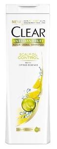 CLEAR Scalp Oil Control, Szampon przeciwłupieżowy do włosów przetłuszczających się, 400 ml