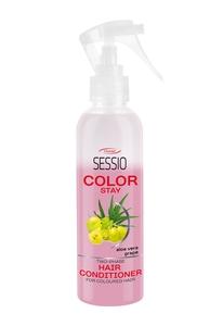 [W] CHANTAL Sessio Color Stay, Dwufazowa odżywka bez spłukiwania do włosów farbowanych, 200 ml