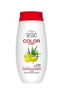[W] CHANTAL Sessio Color Stay, Odżywka z jedwabiem do włosów farbowanych, 250g