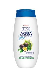[W] CHANTAL Sessio Aqua Cooltura, Odżywka nawilżająca do włosów suchych, 250 g