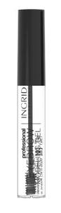 INGRID Eyebrow Modeling Gel, Żel do modelowania i stylizacji brwi, Clear, 9 ml