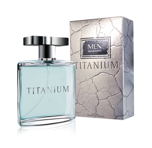 VITTORIO BELLUCCI Titanium EDT, Męska woda toaletowa, 100 ml