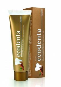 ECODENTA, Pasta do zębów przeciw próchnicy cynamonowa, 100 ml